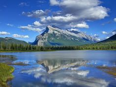 Banff und Jasper sind Kanadas schönste Nationalparks. #merianlovescanada
