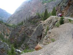 Road trip! If you are in Southwest Colorado, rent a Jeep from Pleasant View Resort in Lake City or Ouray Riverside Inn and check out the Alpine Loop