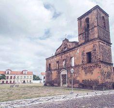 Igreja de São Matias in Alcântara - Brazil | heneedsfood.com