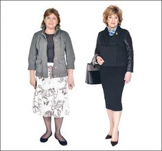 Tieto dámy po 40-tke sa rozhodli pre zmenu účesu a urobili dobre: Tieto premeny vám vyrazia dych!