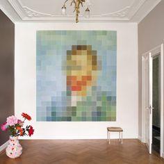 Pixel wanddecoratie Ixxi van gogh | Musthaves verzendt gratis