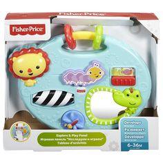 Fisher-Price, Panel małego odkrywcy, zabawka interaktywna