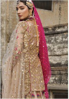 2bbed7bfbe9 Nikkah Pakistani Formal Dresses, Nikkah Dress, Formal Dresses For Weddings,  Indian Dresses,
