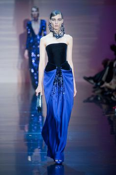 The Most Beautiful Fall 2012 Couture Looks Continued - Chanel, Armani, Stephane Rolland