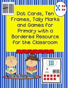 This is a product that never goes out of season and is a must have for all teachers! As a teacher, I love putting concepts together and this product allows teachers to model the basics of math, put them to games, and allow students to build on their own knowledge!