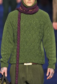 Etro FW 13/14 - Milan Men's Fashion Week