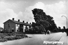 Nijkampenweg Emmen (jaartal: 1950 tot 1960) - Foto's SERC