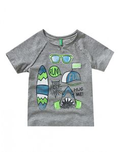 Summer Toddler Baby Kid Boy T Shirts Cartoon Print T Shirts Tops+Pants Outfits L