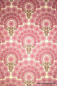 wallpaper - flower design