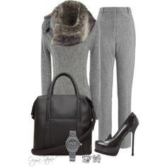 Fall Fashion - Polyvore
