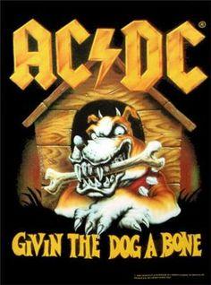 ROCKING DOG... DAWG!