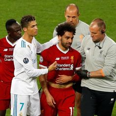 Egyptians hopeful Salah can play World Cup despite injury d89d84033