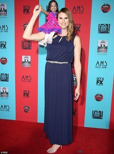 Emma Roberts stuns at American Horror Story: Freak Show premiere Amazon Eve, American Horror Story Series, Ahs Cast, Horror Show, Evan Peters, Cultura Pop, Celebs, Celebrities, Horror Stories