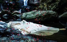 OPHELİA... - photography Bülent Akman