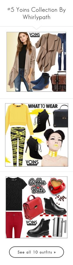 """""""#5 Yoins Collection By Whirlypath"""" by whirlypath ❤ liked on Polyvore featuring LULUS, Lisa Perry, Jonathan Adler, Americanflat, Juliska, Armor-Lux, Narciso Rodriguez, Urban Decay, MAC Cosmetics and vintage"""