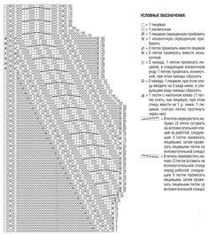 Схема и описание вязания на спицах длинного свитера из журнала «Verena. Модное вязание» №5/2013