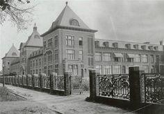 Hier ben ik geboren Breda. Het St. Ignatiusziekenhuis aan de Wilhelminasingel