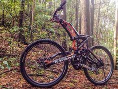 Forkless 29er MTB Bike FL-01 Outset - BikeBlog