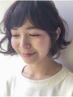 ガーデントウキョウ(GARDEN Tokyo)【GARDEN 田中麻由】ノーブルショートボブ×低温デジタルパーマ