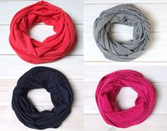 Toddler Infinity SCARF kids scarf  Loop scarf for 36 by Zojanka, $8.50
