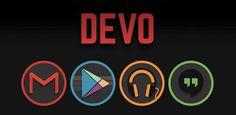 Devo - Icon Pack v4.1.0  Martes 6 de Octubre 2015.By : Yomar Gonzalez ( Androidfast )   Devo - Icon Pack v4.1.0 Requisitos: 4.0 Información general: Devo es un paquete de icono del círculo diseñada para los entusiastas de la interfaz de usuario oscuro. Los bordes de colores equilibran perfectamente con una paleta de color oscuro interior. Hemos prestado especial atención a los detalles y la creatividad con Devo por lo que encontrarás muchos iconos tener diseños únicos. Descarga Devo para…