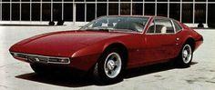1971 DeTomaso Zonda Prototype