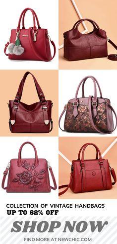4da15ace7d7d  UP TO 62% OFF Designer Handbags for Women - Newchic Vintage Handbags