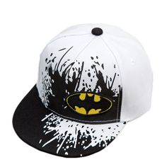 Product Name 2017 new Snapback Caps Gorras Unisex Kids Hip-hop Snapback  Batman Baseball Cap Children Adjustable Flat Hats Specifics Item Type Baseball  Caps ... edcec1db7501