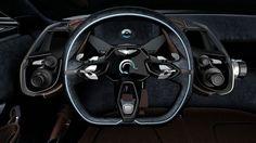 Aston Martin DBX Concept - Car Body Design