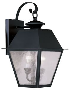 Hanover lantern cape cod large 10 inch wide 3 light outdoor wall livex lighting mansfield black outdoor wall lantern 2165 04 aloadofball Images