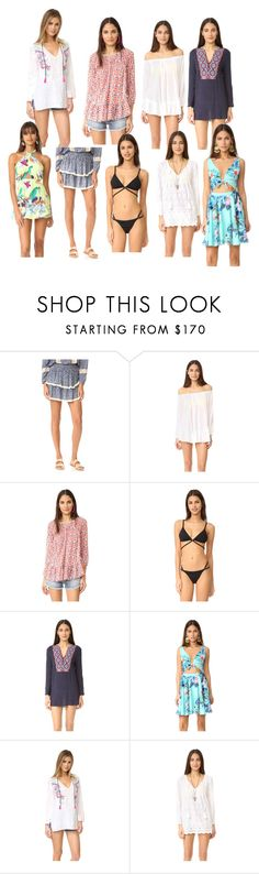 """""""beach dress fashion collection"""" by monica022 ❤ liked on Polyvore featuring Cool Change, Basta, T By Alexander Wang, OndadeMar, 6 Shore Road and vintage"""