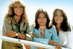 FY! Charlie's Angels.  Farrah was so pretty, they all were.   Loved this show!