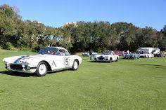 Chevrolet Corvette C1 Bardahl Special 1962 1