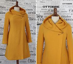 Gorgeous winter coat, love the safety pin detail! The OTTOBRE design® Blog: More close-up shots OTTOBRE woman 5/2012