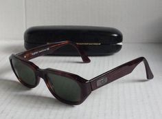 Byblos #women sunglasses made in Italy comes with hard leather case visit our ebay store at  http://stores.ebay.com/esquirestore