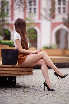 """tightpants-and-shorts: """" Ariadna Majewska - 2016/08 """""""