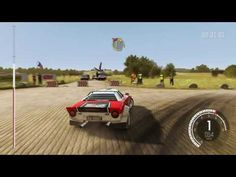 Lancia Stratos Rally Germany Dirt rally gameplay - YouTube