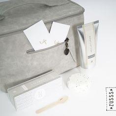 Zusss l Luxe beautycase poedergrijs l http://www.zusss.nl/product/luxe-beautycase-poedergrijs/