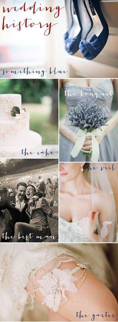 Something Charming: {wedding wednesday: wedding history} the history of wedding traditions