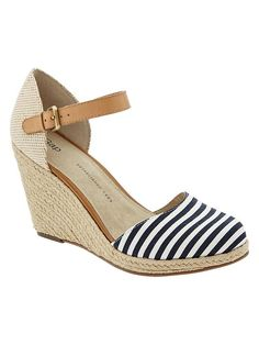 Super cute wedges for summer