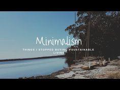 Things I stopped BUYING   SUSTAINABLE Living - YouTube