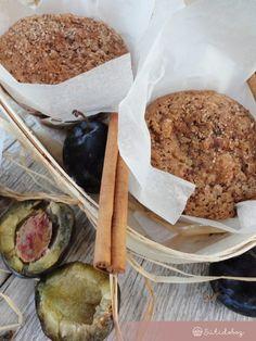 Szilvásgombóc muffin | Sütidoboz.hu Donut Muffins, Sweets, Recipes, Cup Cakes, Doughnut Muffins, Gummi Candy, Candy, Cupcakes