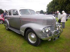 1937 Pontiac Silver Streak 8 #old #classic #car