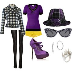 Because patterns., created by brandy-michelle-ott on Polyvore