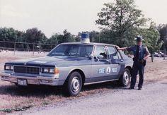 Virginia State Police Chevrolet Caprice 9C1