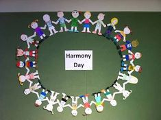 harmony day craft activities for children Harmony Day Activities, Children's Day Activities, Art For Kids, Crafts For Kids, Arts And Crafts, Daycare Crafts, Daycare Ideas, School Ideas, Learning Stories
