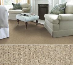 Shaw nylon carpet in style Shall We Dance color Brownstone. Visit us on Facebook https://www.facebook.com/nufloorsvernon