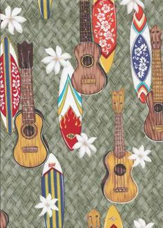 70mele Surfboards & Hawaiian Musical Instruments ukulele apparel cotton.Add Discount code: (Pin10) in comment box at check out for 10% off sub total at BarkclothHawaii.com
