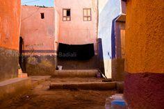 Nubian colors, Elephantine Island. Aswan - EGYPT - by C.Stramba-Badiali, via Flickr