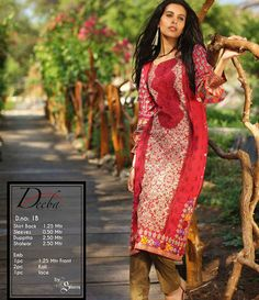 Deeba Summer Lawn Collection 2015 DS-1B